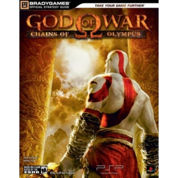 God of War - Chains of Olympus, offiz. Lösungsbuch / Strategy Guide