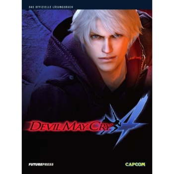 Devil May Cry 4, offiz. Dt. Lösungsbuch