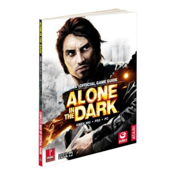 Alone in the Dark 5 V, offiz. Lösungsbuch / Strategy Guide