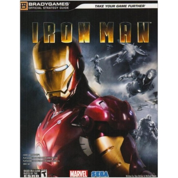 Iron Man, offiz. Lösungsbuch / Strategy Guide