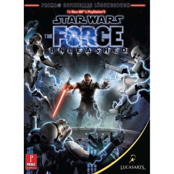 Star Wars - The Force Unleashed, offiz. Dt. Lösungsbuch