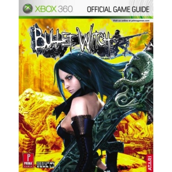 Bullet Witch, offiz. Lösungsbuch / Strategy Guide