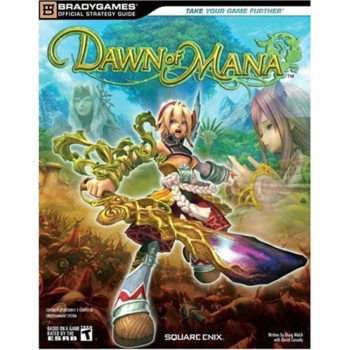 Dawn of Mana, offiz. Lösungsbuch / Strategy Guide