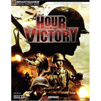 Hour of Victory, offiz. Lösungsbuch / Strategy Guide