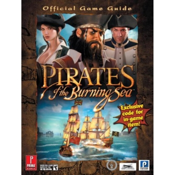 Pirates of the Burning Sea, offiz. Lösungsbuch / Strategy Guide