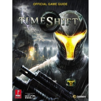 Timeshift, offiz. Lösungsbuch / Strategy Guide