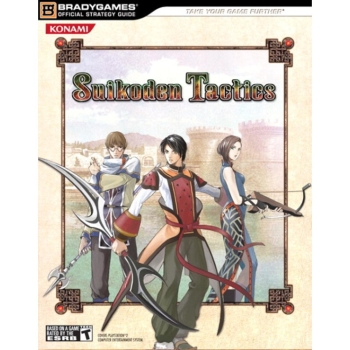 Suikoden Tactics, offiz. Lösungsbuch / Strategy Guide