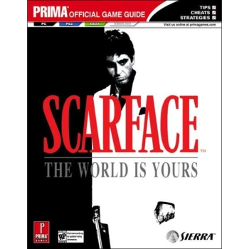 Scarface, offiz. Lösungsbuch / Strategy Guide