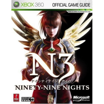 N3: Ninety-Nine Nights, offiz. Lösungsbuch / Strategy Guide