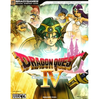 Dragon Quest 4 IV Chapters of the Chosen, Lösungsbuch / Strategy Guide