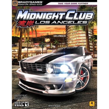 Midnight Club - Los Angeles L.A., offiz. Lösungsbuch / Strategy Guide
