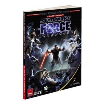 Star Wars - The Force Unleashed, offiz. Lösungsbuch / Strategy Guide