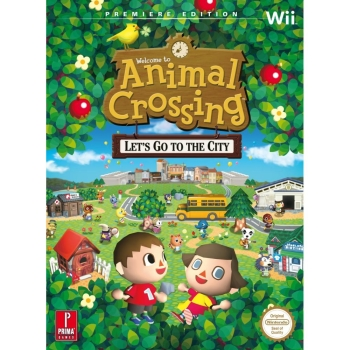 Animal Crossing - Let´s go the City, Lösungsbuch/Spieleberater