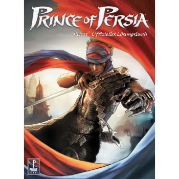 Prince of Persia 2008, offiz. Dt. Lösungsbuch