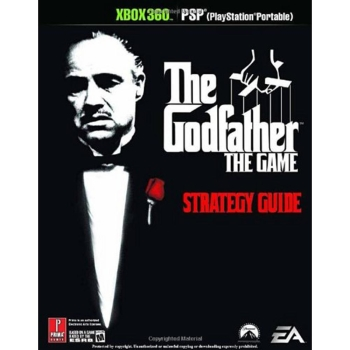 Der Pate / The Godfather, offiz. Lösungsbuch / Strategy Guide