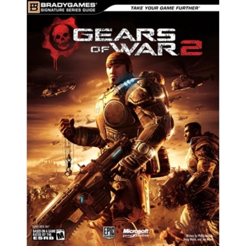 Gears of War 2 II, offiz. Lösungsbuch / Strategy Guide
