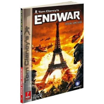 Tom Clancys End War, offiz. Lösungsbuch / Strategy Guide