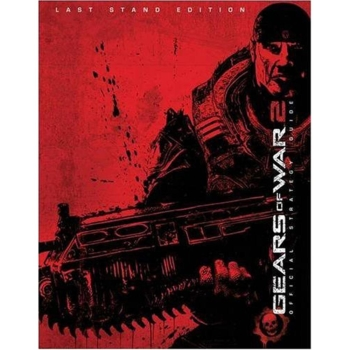 Gears of War 2 II offiz. Lösungsbuch Collectors Edition Strategy Guide