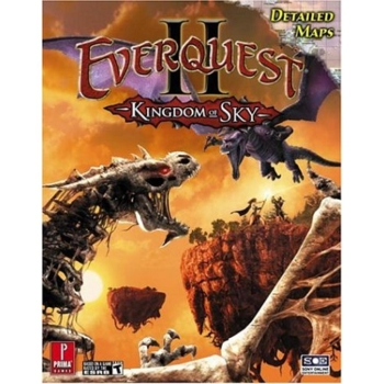 Everquest 2 II - Kingdom of Sky, offiz. Lösungsbuch / Strategy Guide