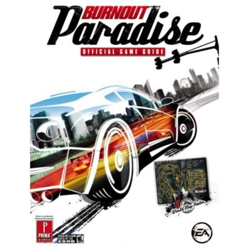 Burnout Paradise, offiz. Lösungsbuch / Strategy Guide