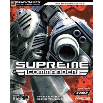 Supreme Commander, offiz. Lösungsbuch / Strategy Guide