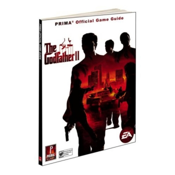 Der Pate Godfather 2 II, offiz. Lösungsbuch / Strategy Guide