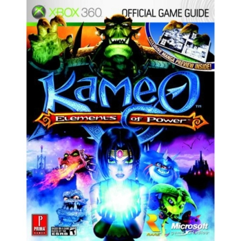 Kameo - Elements of Power, offiz. Lösungsbuch / Strategy Guide