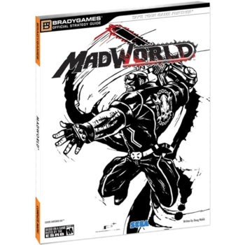 MadWorld, offiz. Lösungsbuch / Strategy Guide