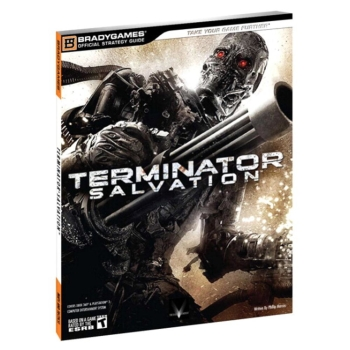 Terminator Salvation, offiz. Lösungsbuch / Strategy Guide