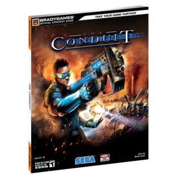 The Conduit, offiz. Lösungsbuch / Strategy Guide