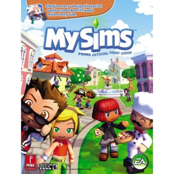 My Sims, offiz. Lösungsbuch / Strategy Guide