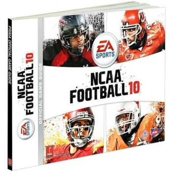 NCAA Football 10, offiz. Lösungsbuch / Strategy Guide