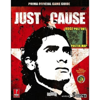 Just cause, offiz. Lösungsbuch / Strategy Guide