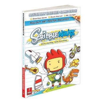 Scribblenauts, offiz. Lösungsbuch / Strategy Guide