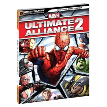 Marvel: Ultimate Alliance 2, offiz. Lösungsbuch / Strategy Guide