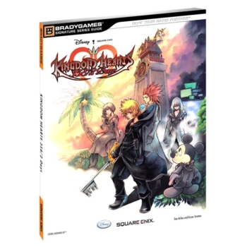 Kingdom Hearts 358/2 Days , offiz. Lösungsbuch / Strategy Guide