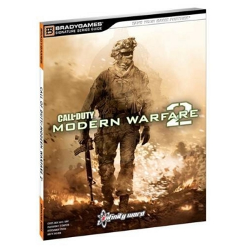Call of Duty 6 Modern Warfare 2, offiz. Lösungsbuch / Strategy Guide
