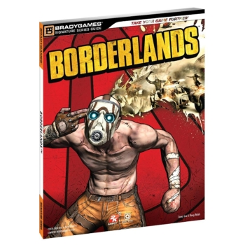 Borderlands, offiz. Lösungsbuch / Strategy Guide
