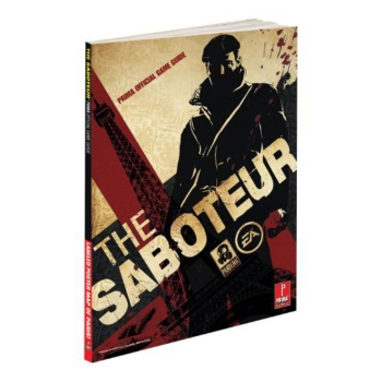 The Saboteur, offiz. Lösungsbuch / Strategy Guide