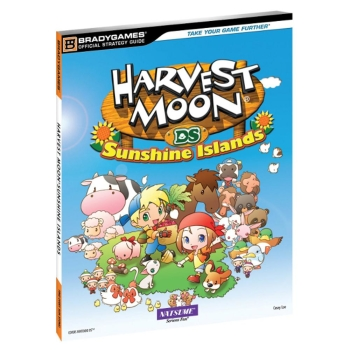 Harvest Moon - Sunshine Islands, offiz. Lösungsbuch / Strategy Guide
