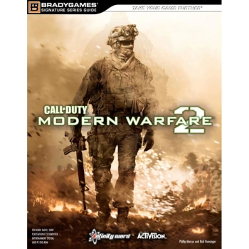 Call of Duty 06- Modern Warfare 2, offiz. Dt. Lösungsbuch/Strategiebuch