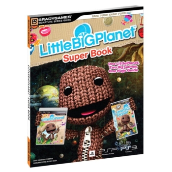 Little Big Planet Super Book, offiz. Lösungsbuch / Strategy Guide