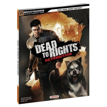 Dead to Rights: Retribution, offiz. Lösungsbuch / Strategy Guide