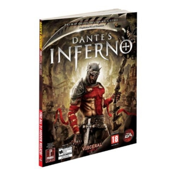Dantes Inferno, offiz. Lösungsbuch / Strategy Guide