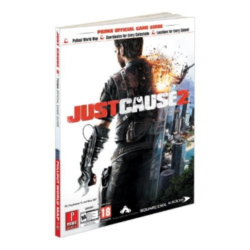 Just Cause 2, offiz. Lösungsbuch / Strategy Guide