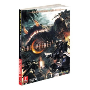 Lost Planet 2, offiz. Lösungsbuch / Strategy Guide
