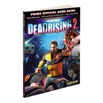 Dead Rising 2, offiz. Lösungsbuch / Strategy Guide