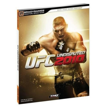 UFC Undisputed 2010, offiz. Lösungsbuch / Strategy Guide