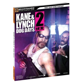 Kane & Lynch 2, offiz. Lösungsbuch / Strategy Guide