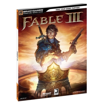 Fable 3 III, offiz. Lösungsbuch / Strategy Guide